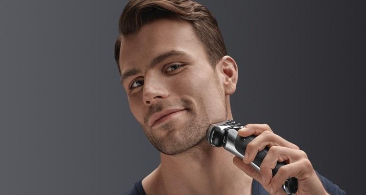 Meilleur rasoir électrique rasage de près